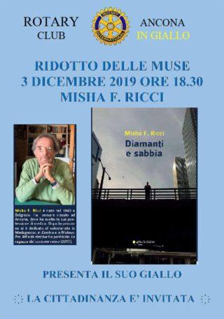 Ancona in Giallo - Misha Ricci